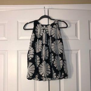 Dress barn women's floral blouse